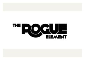 The Rogue Element Logo by fifties