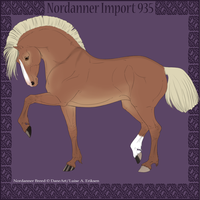 Nordanner Design 935 by BlueLadyAces
