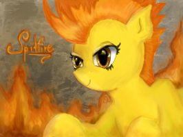 Spitfire by Swallowchaser