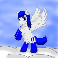 Me as an MLP by SilvaWolf248