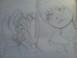 jack frost found and met periwinkle by theringofbelief