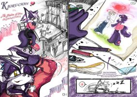 Shadow of Her Inspirations 1-2 by darkspeeds