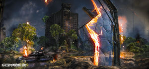 Crysis 3 Panorama 111 by PeriodsofLife