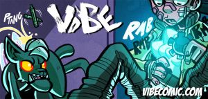VIBE page 88 is up by SoulKarl