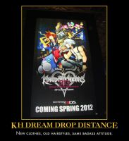 KH Dream Drop Distance by NoctusInfinity