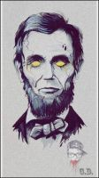 Abraham Lincoln by LilinetKor