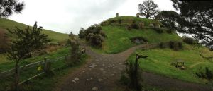 Welcome to Hobbiton by Mortitia212