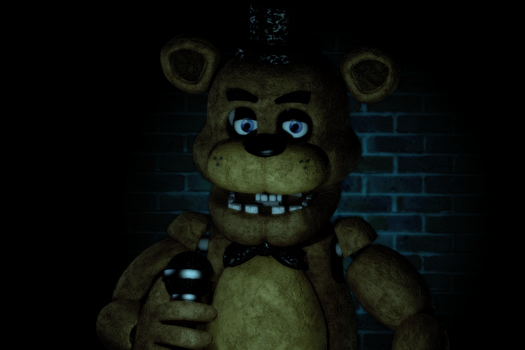 Freddy Fazzbear Model by Michael-V