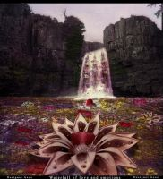 Waterfall of love and emotions by Azoz7
