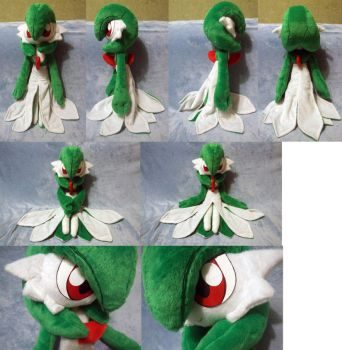 Gardevoir (commission) by Rens-twin