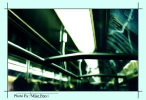 SuBwaY LighTs by MikePecci