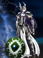 Taranis the god of thunder by CheshireMalice