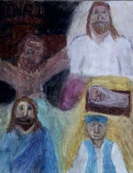 The Story Of Christ by Eaglehawk4