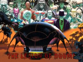 The Legion Of Doom WP by Superman8193
