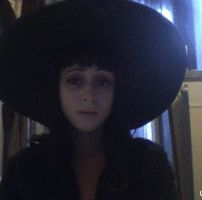 Lydia deetz face XD by Lady-Ragdoll