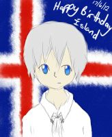 Happy Birthday Iceland [17 June 2012] by IcelandsOtaku