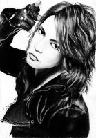 Hyde from L'Arc en Ciel by ShinigamiDesu