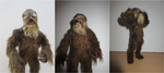 WIP Wookiee / Chewbacca (Scale 1:12) by JannisKernert