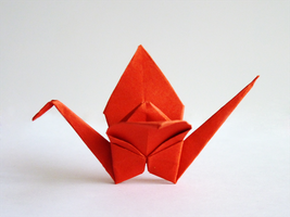 1000 Cranes For Japan by st3rn1