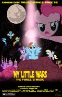 My Little Wars The Force Is Magic by TheAveryChu