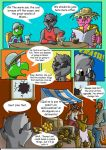 Sly Cooper: Thief of Virtue Page 9 by ConnorDavidson