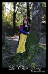 Snow White_II by LeChatNoirCreations