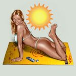Sunbath by Isra2007