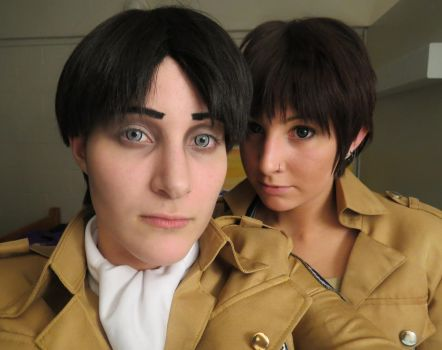 Survey Corps by izzy5605