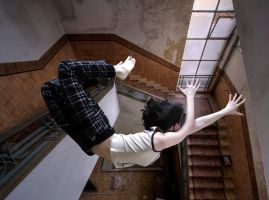Falling UP by tkrewson