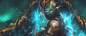 Deadspace Signature by WolvyDesigns