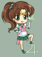 sailor jupiter by sabocchia