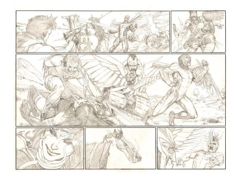 X-Force 5.1 Sample pgs 12-13 by J-WRIG