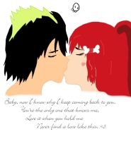 DxH- Love Like This- For Sky by Sunnyforever1234