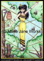Loka of the demon bees- AFFT by MarieJane67777