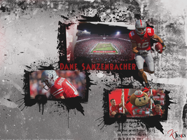 Dane Sanzenbacher Wallpaper by KevinsGraphics