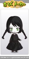 Andras in chibimaker by scarymovie13