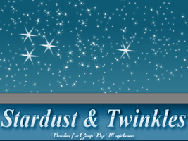 Stardust _ Twinkles For Gimp by blueeyedmagickman
