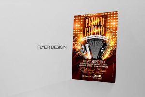 Live Tipico Night - Flyer Design by DeityDesignz