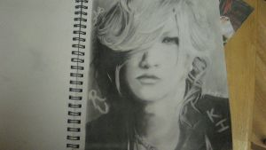 Ruki The Gazette 4 by Emo-tional-me