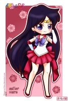 Sailor Moon Super S - Sailor Mars by Akage-no-Hime