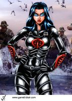Baroness by Garrett Blair by Mythical-Mommy