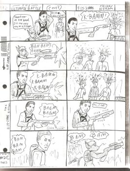 THE ULTIMATE BATTLE pg.196 by DW13-COMICS