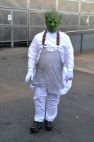 Silurian Doctor Cosplay (2) by masimage