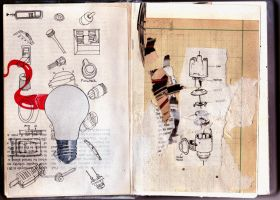collage journal2 by spoudastis