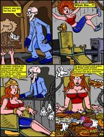pigs pg.2 by WillixArtist