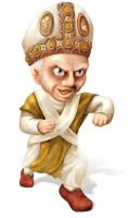 Pedopope by nerds2x2ever