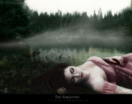 The Forgotten by Libellula