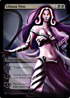 Liliana Vess - Front Art by flappyb