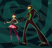 Psychonauts! by WhitePsych5