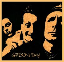 Green Day II by HermosaG